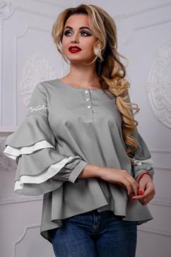 Эффектная женская блузка Seventeen 2575