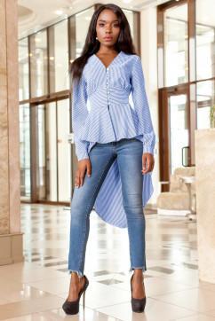 Рубашка-туника Jadone Fashion Гарсия