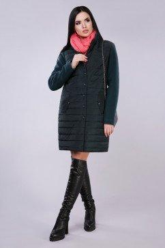 Куртка-пальто на синтепоне TessDress 3506