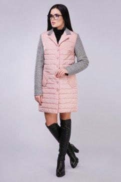 Теплая женская куртка TessDress 3505