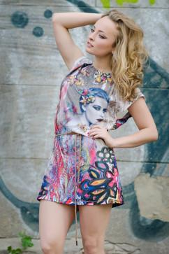 Платье InRed 7003