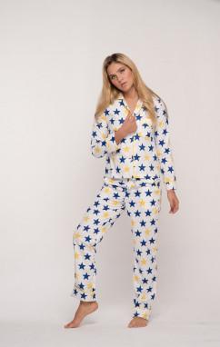 Пижама Sonya Scandal Звезды брюки
