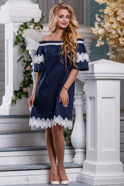 937237af417c0be Платье женское в пол Ри Мари Ваниль-Макси ПЛ 5.1-96/17 купить в ...