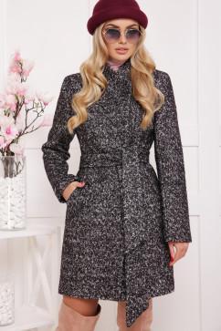 Теплое женское пальто Glem П-308б
