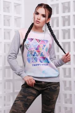 Свитшот Trippy style FashionUp KF-1581