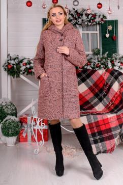 Пальто MODUS Делфи букле крупное зима