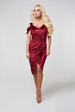 Платье LuxLook Бархат