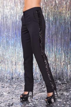 Женские брюки с высокой посадкой Luzana Эжени