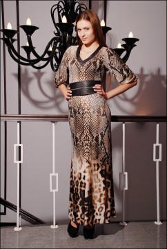 Платье Irena Richi Кобра кобра