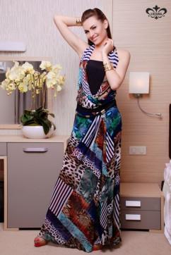 Платье Luzana Лагуна №21