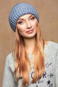 Вязанная шапка Long Way 17190