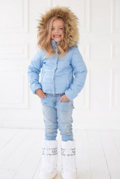 Куртка LuxLook Кожа Детское