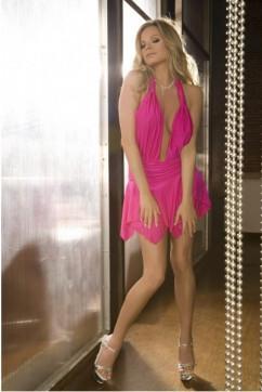 Эротическое платье Electric Lingerie CL082-HPNK