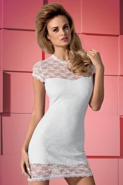 Воздушное белое платьице Obsessive Dressita white