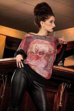 Стильная блуза PI-035