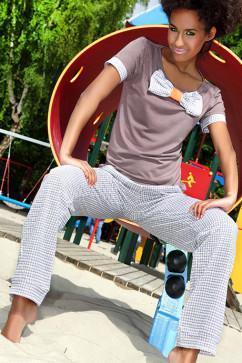 Пижама с бантиком Pigeon P-318