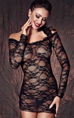 Эротическое кружевное платье Anais Lynette