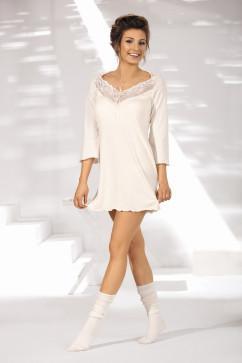 Ночная сорочка с изящным декольте Ava Classy PJ 5
