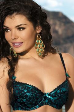 Красивый женский лифчик увеличивающий грудь (push-up) Ava Olanta AV 1084