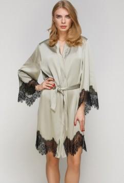 Ажурный домашний халат Serenade 981