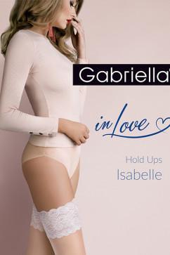Чулки с шикарным кружевом Gabriella Isabelle 20 den