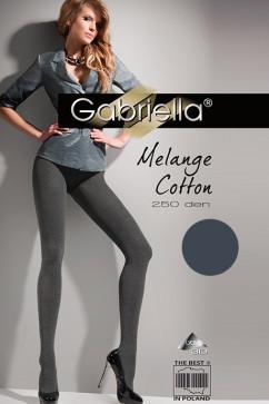 Колготки Gabriella Melange Cotton 250 den