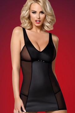 Эротическое обтягивающее платье Obsessive 823-DRE