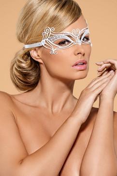 Металлическая маска на глаза Obsessive A703