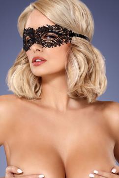 Таинственная маска на глаза Obsessive A710