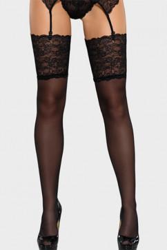 Эротические чулки Obsessive Frivolla stockings
