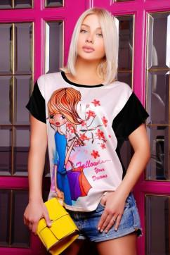 Футболка Sublimation FB-1140-2