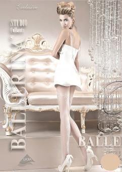 Колготки под свадебное платье Ballerina 110
