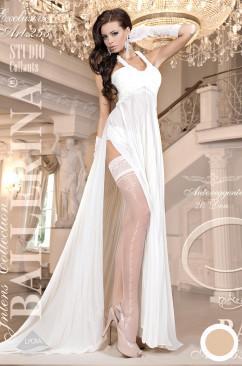 Свадебные чулки с узором Ballerina 253