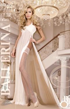 Модные чулки с сеточкой Ballerina 254