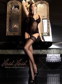 Сексуальные чулки с феромонами Ballerina 800