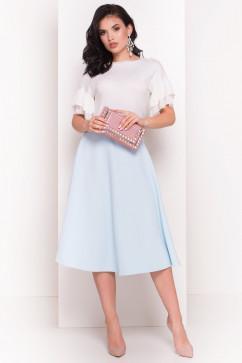 Блуза с нарядными рукавами Modus Ланта 5076