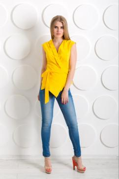Блуза с запахом InRed Серсея