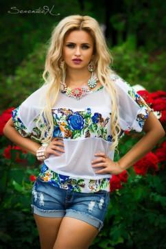 Блуза Seventeen 0404