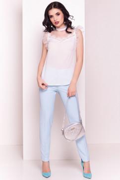 Блуза свободного кроя Modus Вербена 5018