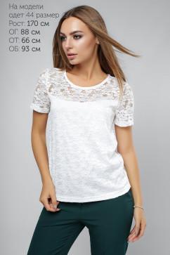 Блузка с коротким рукавом LiPar 818