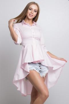 Блузка с отложным воротником Tales Miya