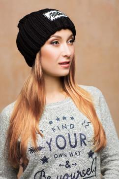 Женская теплая шапка Long Way 17213