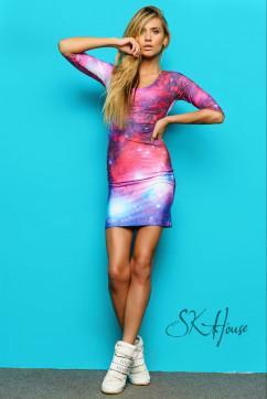 Платье SKHouse Swag вселенная 1382