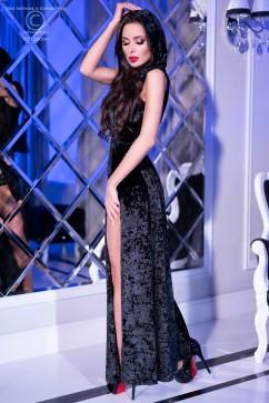 Эротическое платье ChiliRose CR-4302