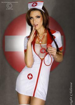 Наряд соблазнительной медсестры Chilirose CR-3305