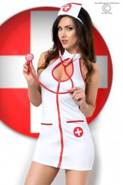 Наряд сексуальной медсестрички Chilirose CR-3854