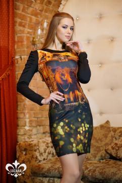 Платье Luzana Леонарда