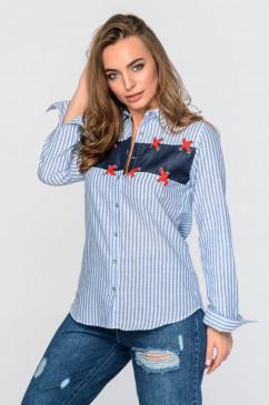Рубашка SKHouse 6254