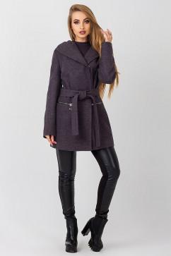 Демисезонное стильное женское пальто Leo Pride Лондон