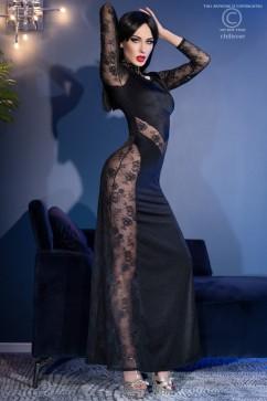 Эротическое платье ChiliRose CR-4408